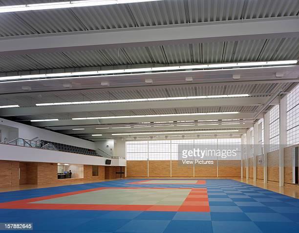 Dartford Judo Club Dartford United Kingdom Architect Make Dartford Judo Club Interior Dojo