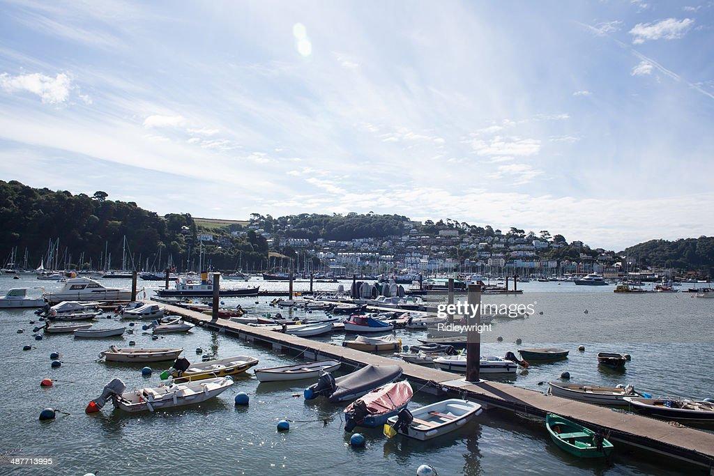 Dartmouth, Devon, UK, Dartmouth Harbour
