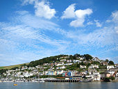 Dartmouth looking towards Kingswaer, Devon