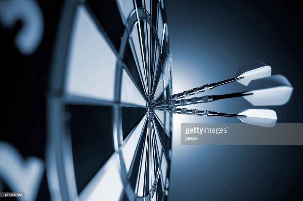 Darts : Stock Photo