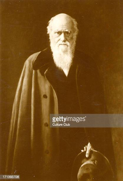 Darwin Charles Robert English naturalist the originator of the theory of evolution by natural selection 12 February 1809 19 April 1882 Portrait by...