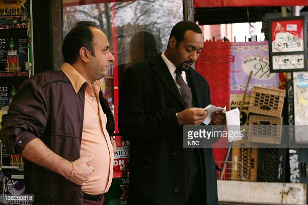 LAW ORDER 'Darwinian' Episode 11 Air Date Pictured Unknown Jesse L Martin as Detective Ed Green