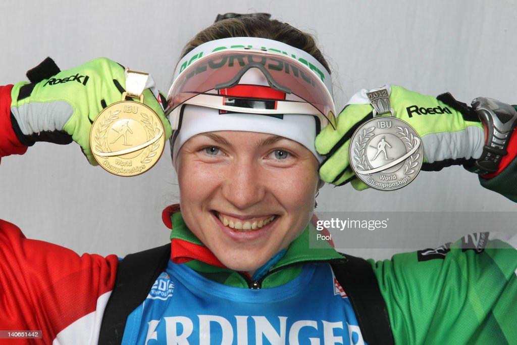 IBU Biathlon World Championships - Women's 10km Pursuit