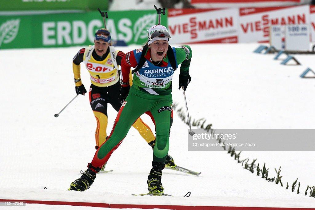 E.ON IBU Biathlon World Cup - Women 10km Pursuit