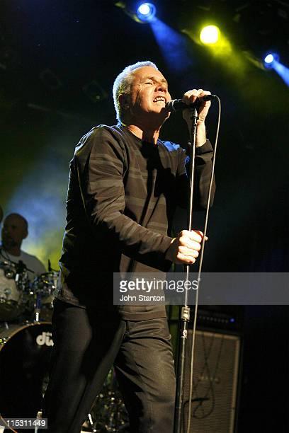 Daryl Braithwaite during Sherbet Perform in Concert August 25 2006 at South Sydney Juniors Club Sydney in Sydney NSW Australia