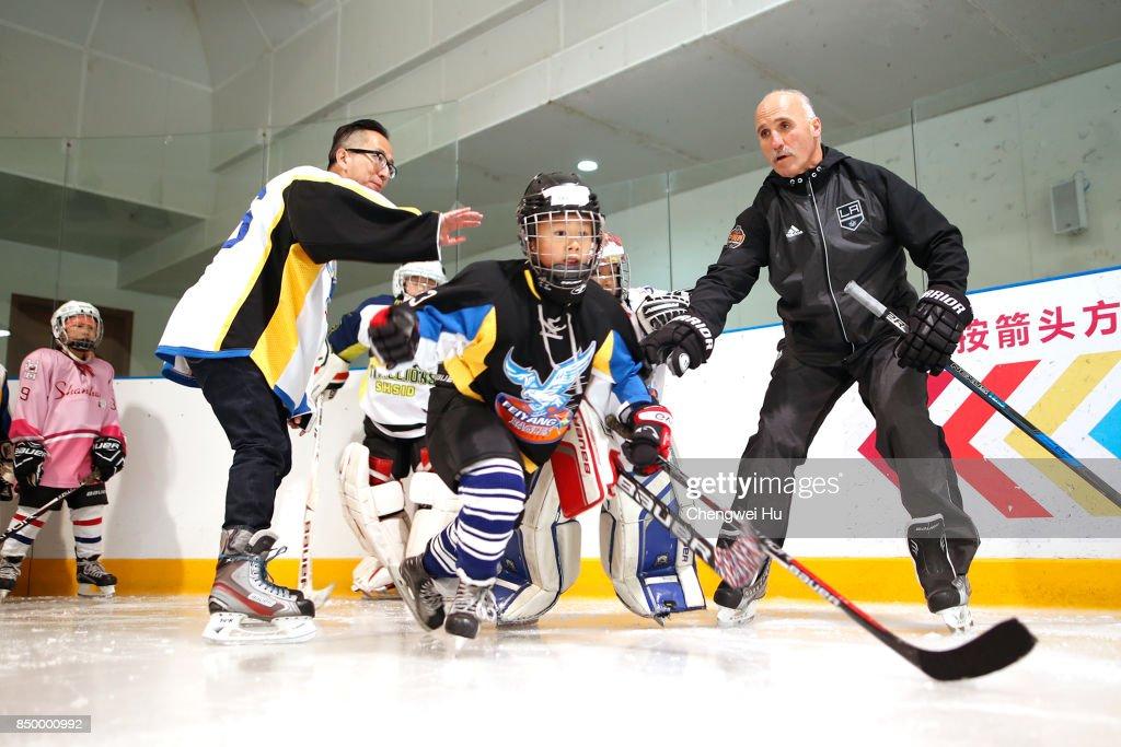 The NHL Takes China