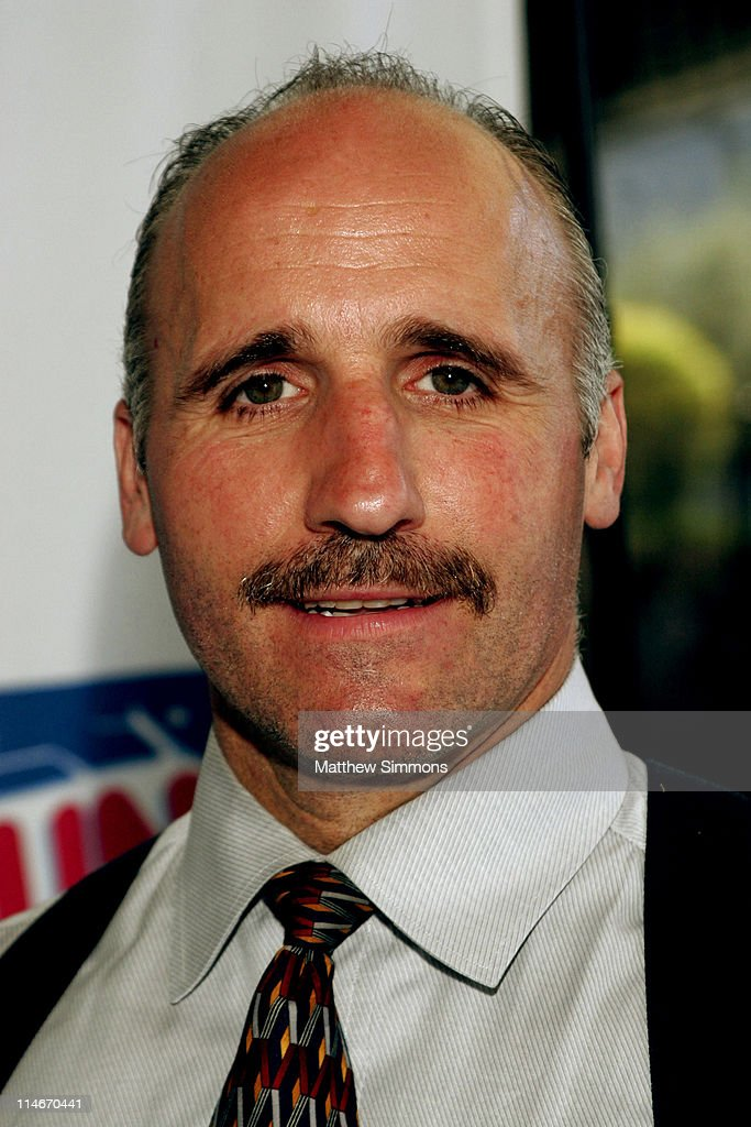 Daryl Evans during 'Stars with Sticks' Annual Celebrity Hockey Classic at Toyota Sports Center in El Segundo California United States