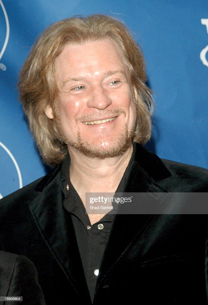 Daryl Hall at the The Roosevelt Hotel in New York, NY