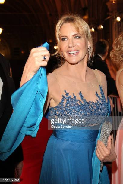 Daryl Hannah attends the 5th Filmball Vienna at City Hall on March 14 2014 in Vienna Austria