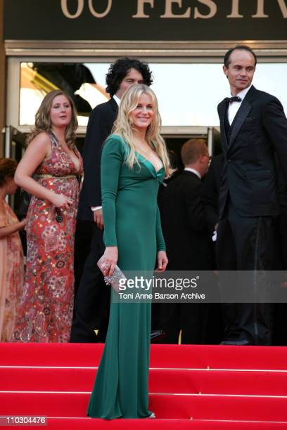 Daryl Hannah during 2007 Cannes Film Festival 'No Country for Old Men' Premiere at Palais des Festival in Cannes France
