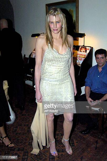 Daryl Hannah during HBO Films Pre Golden Globes Party Inside Coverage at Chateau Marmont in Los Angeles California United States