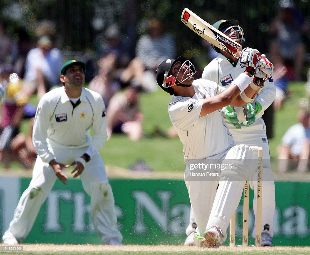 Third Test - New Zealand v Pakistan: Day 3