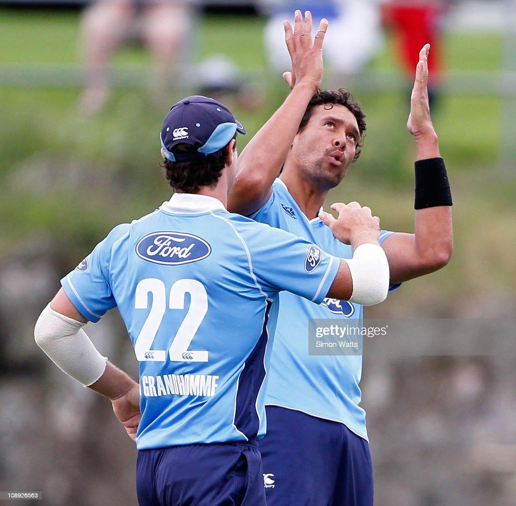 Auckland v Otago - Semi Final