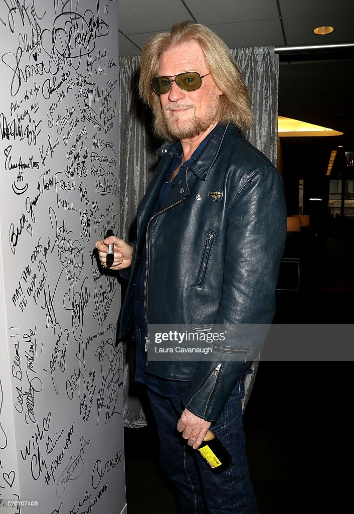 Daryll Hall attends AOL Build Speaker Series at AOL Studios In New York on April 29, 2016 in New York City.