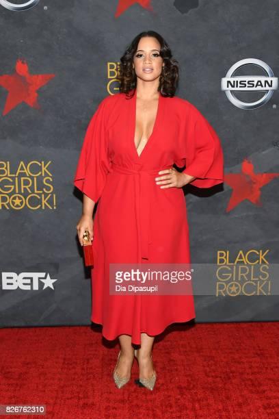 Dascha Polanco attends Black Girls Rock 2017 at NJPAC on August 5 2017 in Newark New Jersey