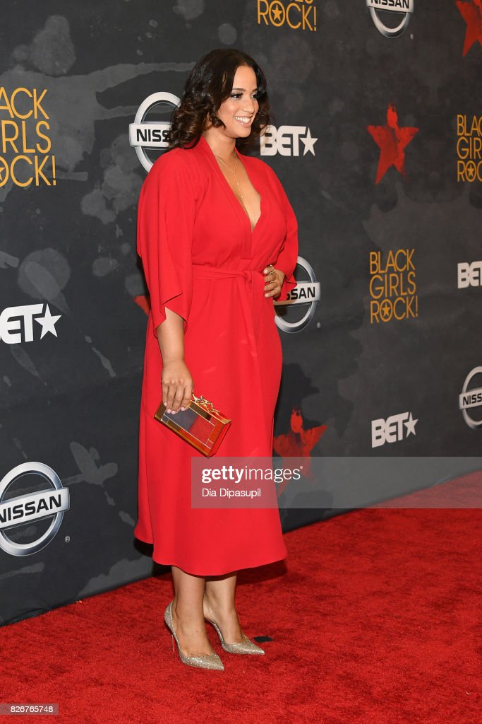Dascha Polanco attends Black Girls Rock! 2017 at NJPAC on August 5, 2017 in Newark, New Jersey.