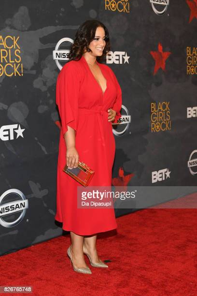 Dascha Polanco attends Black Girls Rock 2017 at NJPAC on August 5 2017 in Newark New Jersey