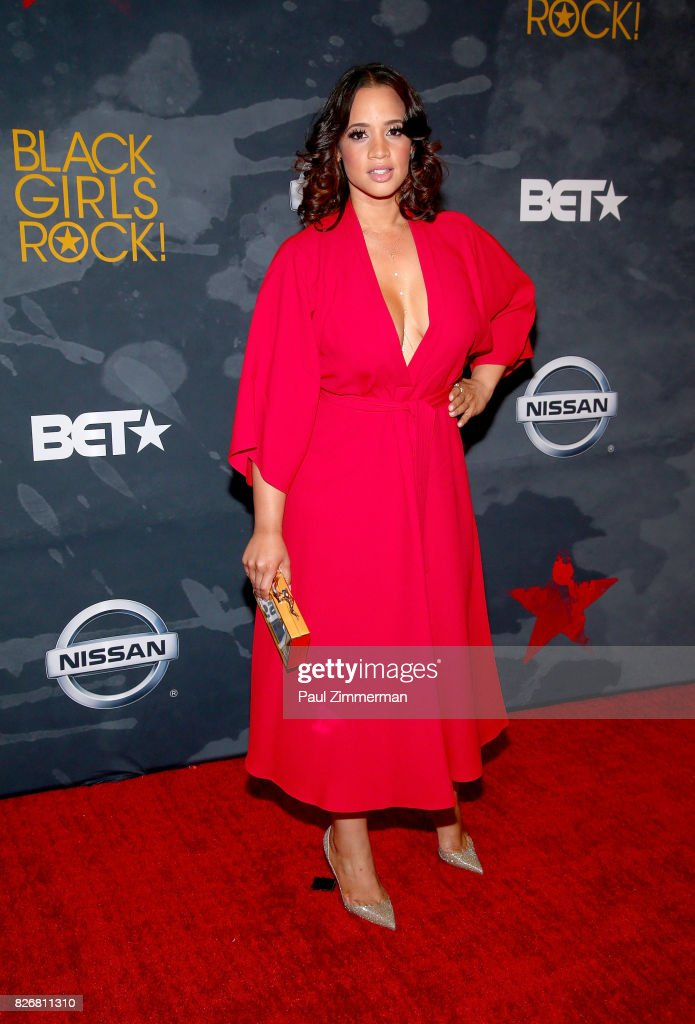Dascha Polanco attends the 2017 Black Girls Rock! at New Jersey Performing Arts Center on August 5, 2017 in Newark, New Jersey.