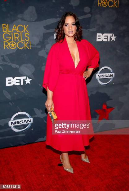 Dascha Polanco attends the 2017 Black Girls Rock at New Jersey Performing Arts Center on August 5 2017 in Newark New Jersey