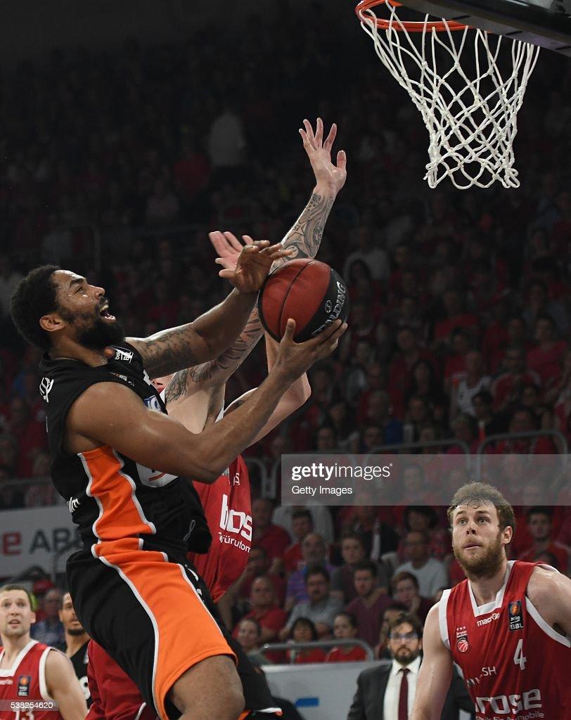 Brose Baskets Bamberg V Ratiopharm Ulm Beko Bbl Final