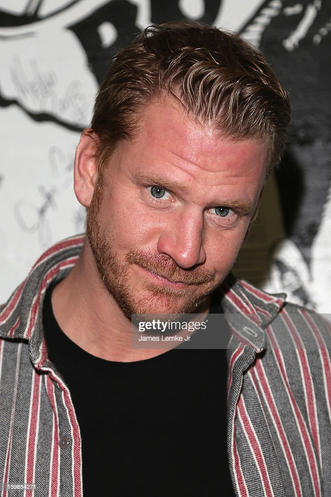 Dash Mihok attends the Rally.org At Rock And Reilly's Day 3 on January 20, 2013 in Park City, Utah.