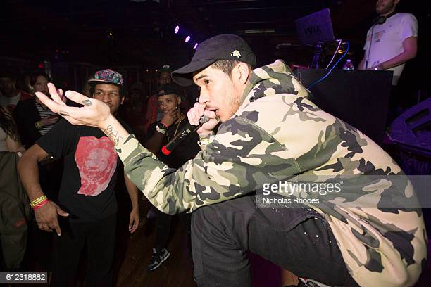 Da$sh performs at House Party NYC at Webster Hall on February 4 2016