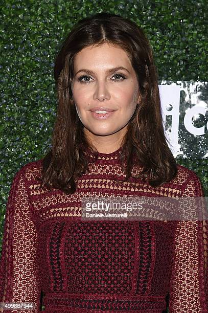 Dasha Zhukova attends Celebration for Francesco Vezzoli's Ossessione Vezzoli at Nautilus Hotel on December 2 2015 in Miami Beach Florida
