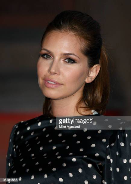 Dasha Zhukova attends the private view of the Grace Kelly Style Icon exhibition at Victoria Albert Museum on April 15 2010 in London England
