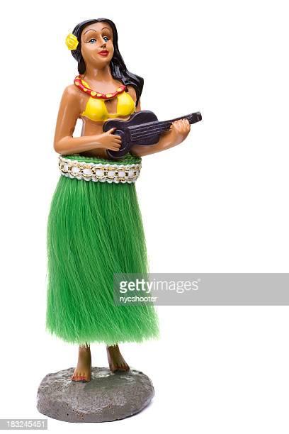 Tableau de bord Danseuse de hula