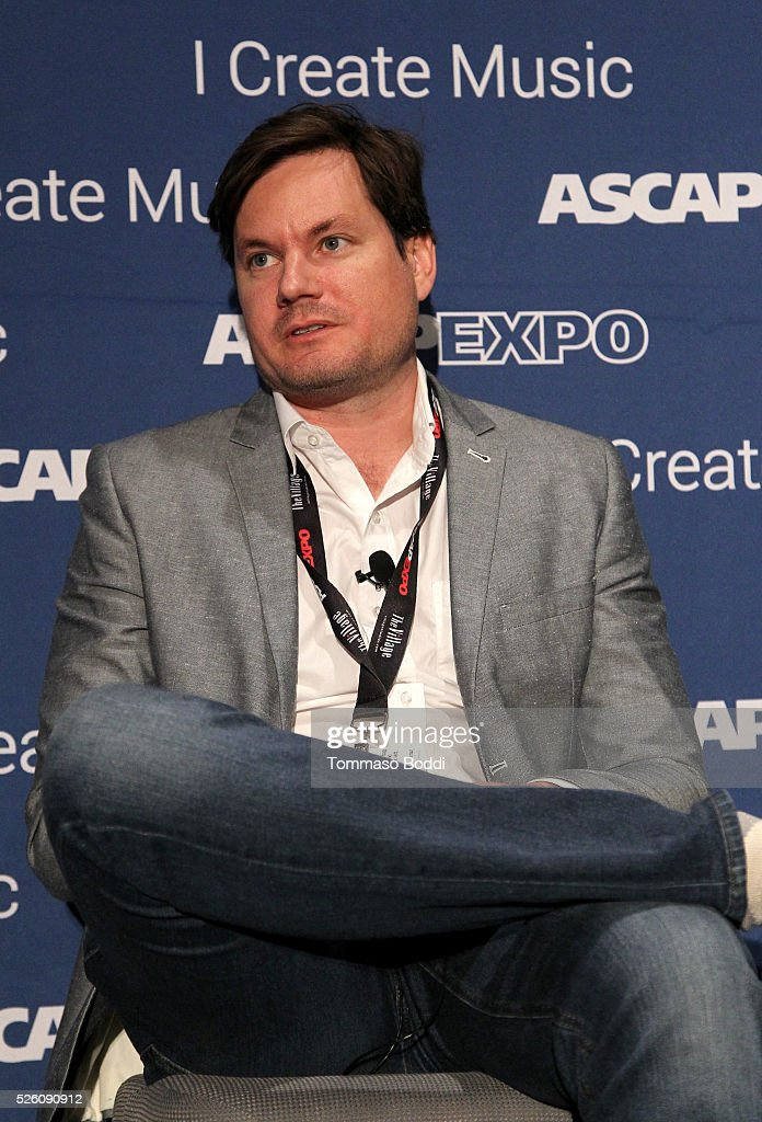 DashGo Founder/CEO Ben Patterson speaks onstage during the 'Navigating the Landscape of YouTube and Beyond' panel, part of the 2016 ASCAP 'I Create Music' EXPO on April 29, 2016 in Los Angeles, California.