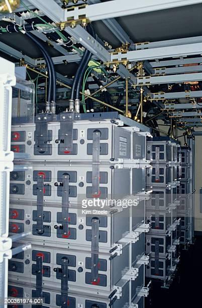 Data storage Centre for Internet servers