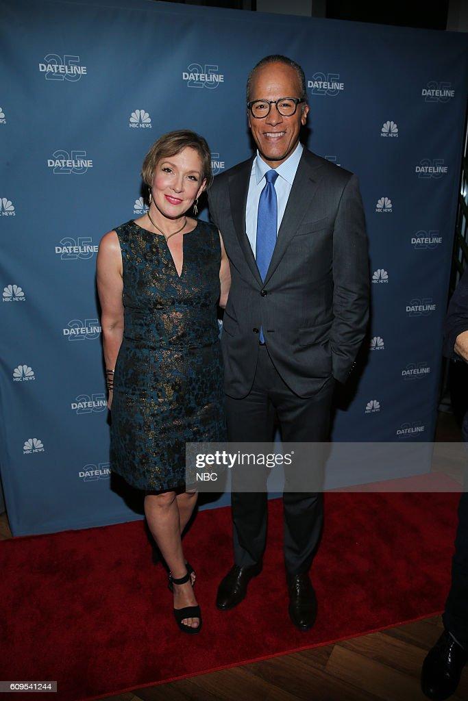"NBC News' ""Dateline 25th Anniversary Party"" - Event"