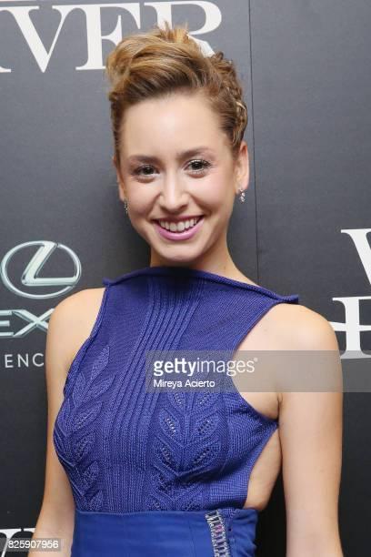 Daughter of Albert II Prince of Monaco Jazmin Grimaldi attends The Weinstein Company with FIJI Grey Goose Lexus and NetJets screening of 'Wind River'...