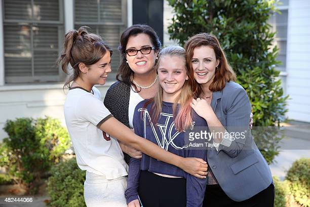 THE FOSTERS 'Daughters' Callie is surprised to find that Rita has a biological daughter in an allnew episode of 'The Fosters' airing Monday August 3...