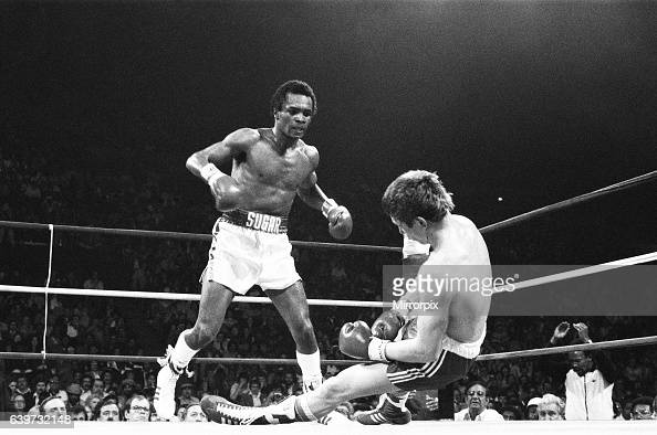 Dave 'Boy' Green v Sugar Ray Leonard Apr 1980 Dave 'Boy' Green gets KO'd in the 4th Round by Sugar Ray Leonard in his Welterweight Title Fight in...