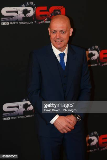 Dave Brailsford arriving for the Sports Personality of the Year Awards 2013 at the First Direct Arena London