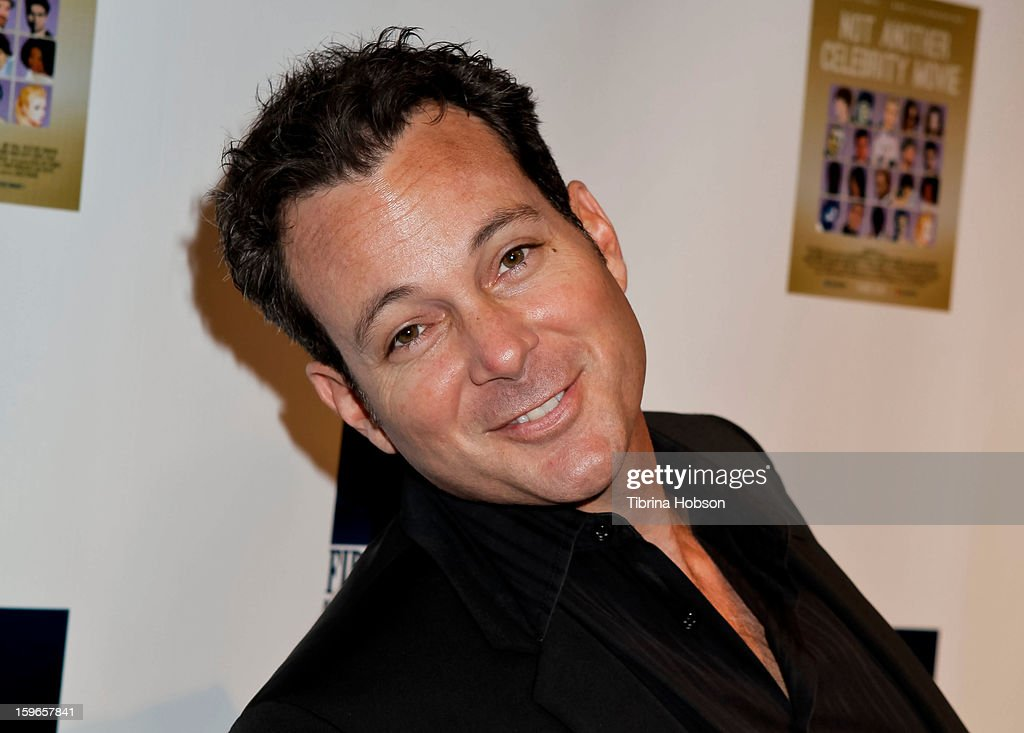 Dave Burleigh attends the 'Not Another Celebrity Movie' Los Angeles premiere at Pacific Design Center on January 17, 2013 in West Hollywood, California.