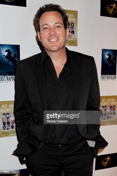 Dave Burleigh attends the 'Not Another Celebrity Movie' Los Angeles premiere at Pacific Design Center on January 17 2013 in West Hollywood California