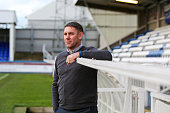 GBR: New Hartlepool Manger Dave Challinor Introduced To Press