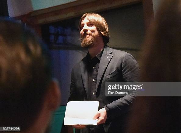 Dave Cobb Grammy Nominated Producer presents 'Southern Family' At RCA Studio B on January 19 2016 in Nashville Tennessee