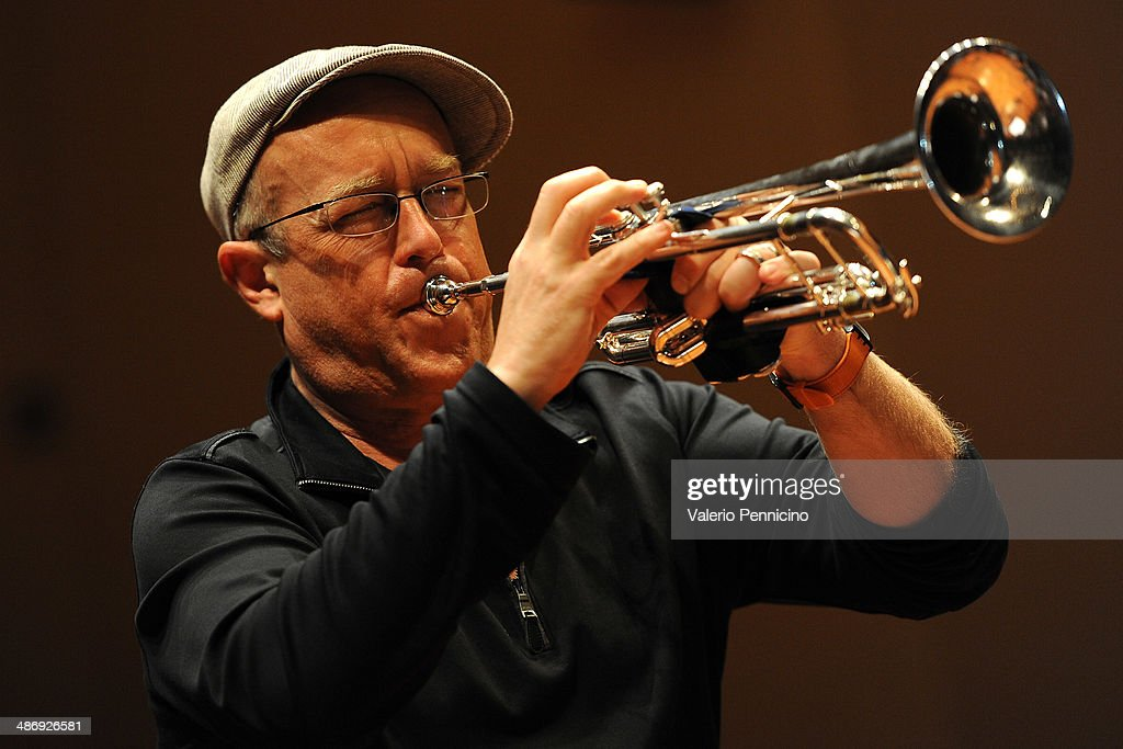 Dave Douglas performs during Torino Jazz Festival at Auditorium Rai on April 26, 2014 in Turin, Italy.