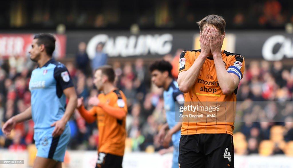 Wolverhampton Wanderers v Rotherham United - Sky Bet Championship