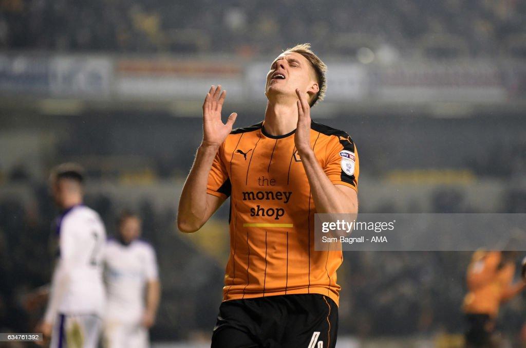 Wolverhampton Wanderers v Newcastle United - Sky Bet Championship