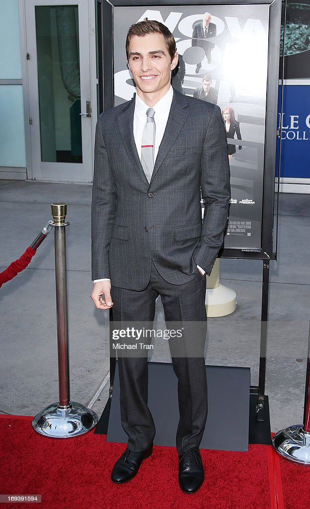 Dave Franco arrives at the Los Angeles special screening of 'Now You See Me' held at ArcLight Hollywood on May 23, 2013 in Hollywood, California.