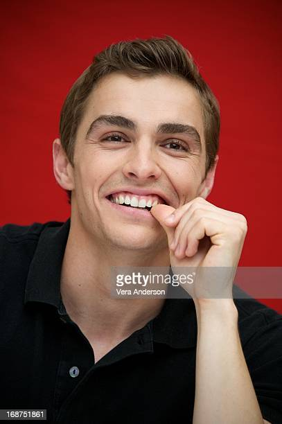 Dave Franco at the 'Now You See Me' Press Conference at the Ritz Carlton Hotel on May 12 2013 in New Orleans Louisiana