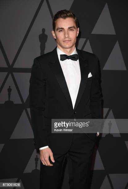 Dave Franco attends the Academy of Motion Picture Arts and Sciences' 9th Annual Governors Awards at The Ray Dolby Ballroom at Hollywood Highland...