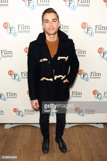Dave Franco attends the screening and QA for The Disaster Artist at BFI Southbank on November 20 2017 in London England