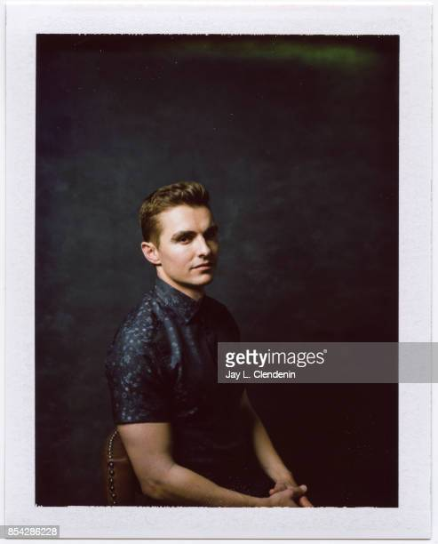Dave Franco from the film 'The Disaster Artist' is photographed on polaroid film at the LA Times HQ at the 42nd Toronto International Film Festival...