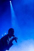 Depeche Mode Perform in Concert in Madrid