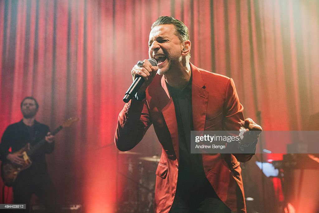 Dave Gahan & Soulsavers Perform At The O2 Shepherd's Bush Empire